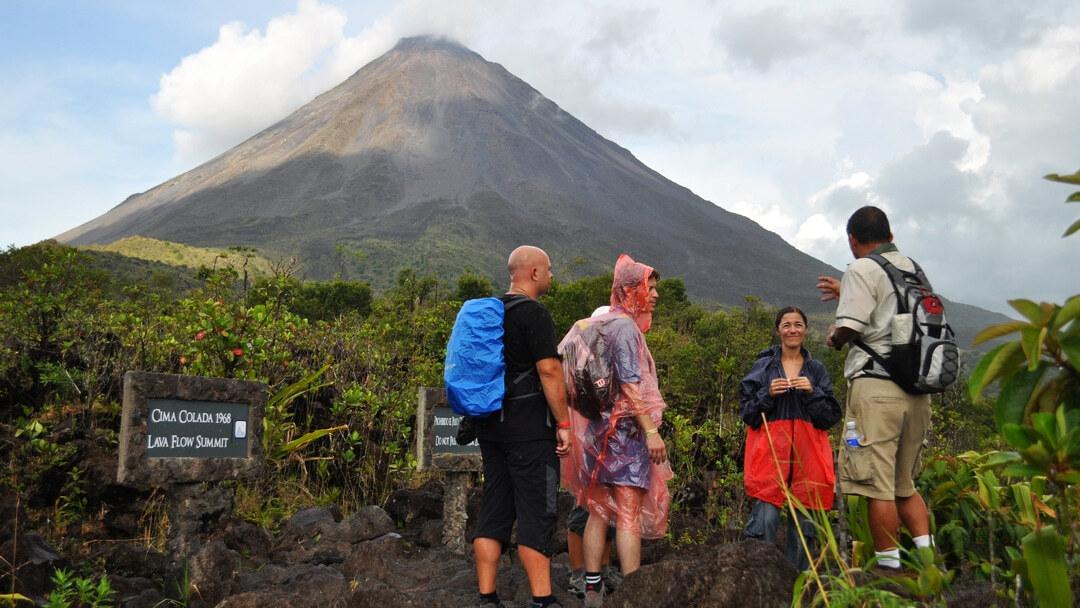 Tag 9 La Fortuna: Vulkan Arenal