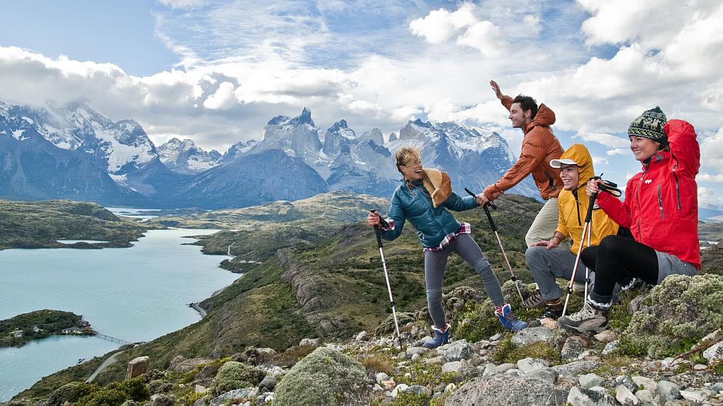 Tag 3 Paine Nationalpark: Wanderung rund um das Paine Massiv