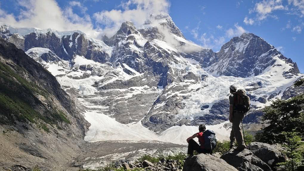 Tag 4 Paine Nationalpark: Wanderung Mirador Valle del Francés