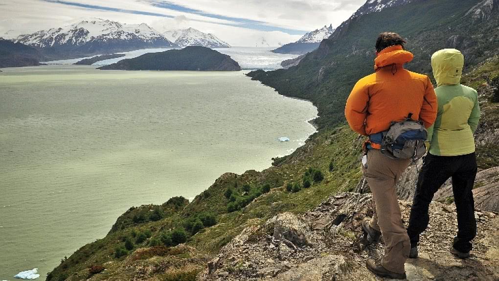 Tag 5 Paine Nationalpark-Puerto Natales: Wanderung Mirador Grey