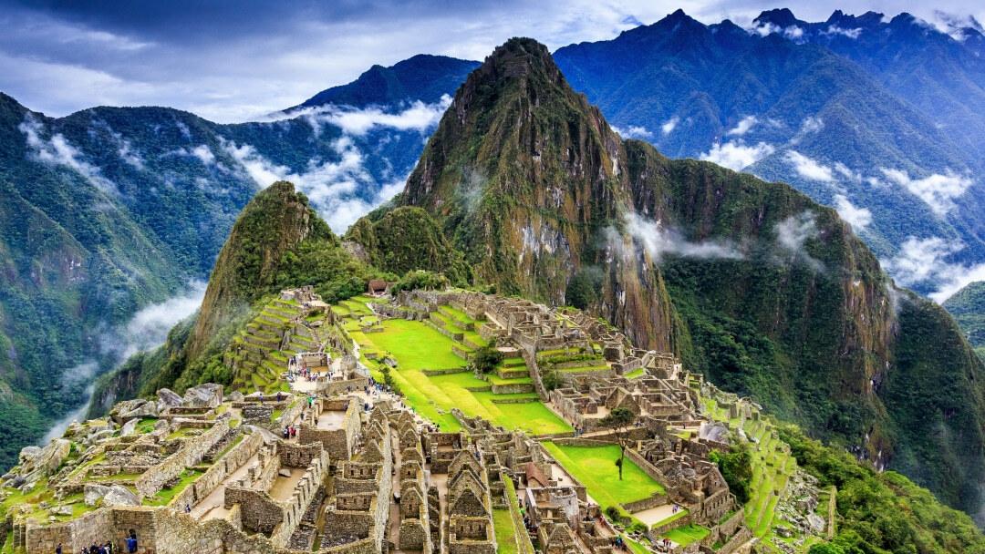 Tag 3 Aguas Calientes-Valle Sagrado: Besichtigung Machu Picchu
