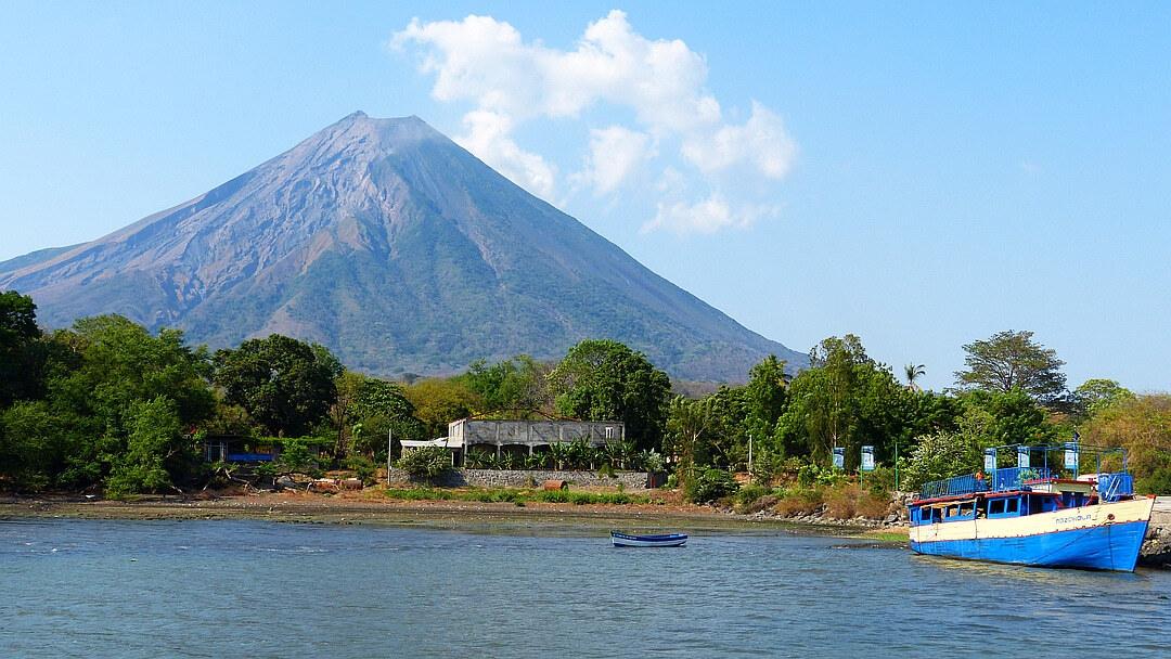 Tag 7 Granada - Insel Ometepe