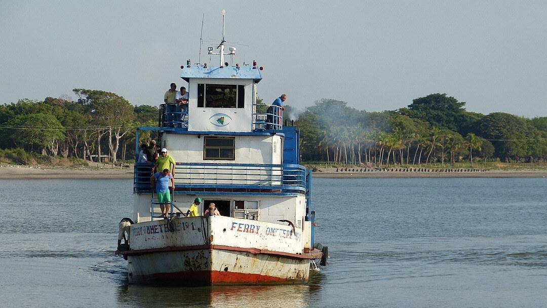 Tag 9 Insel Ometepe - Managua: Abreise