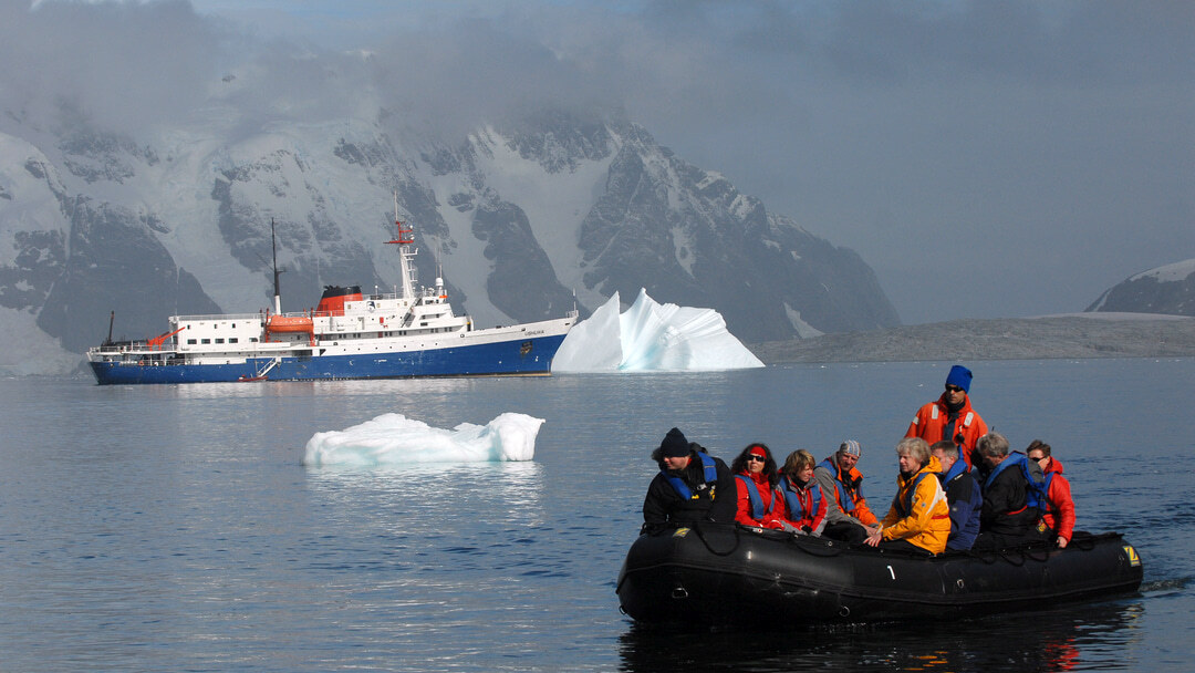 Tag 7 & 8: Sie erkunden die Südshetland Inseln und die Antarktische Halbinsel
