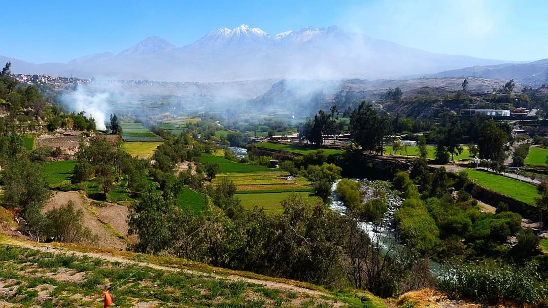 Tag 4 Arequipa-Chivay