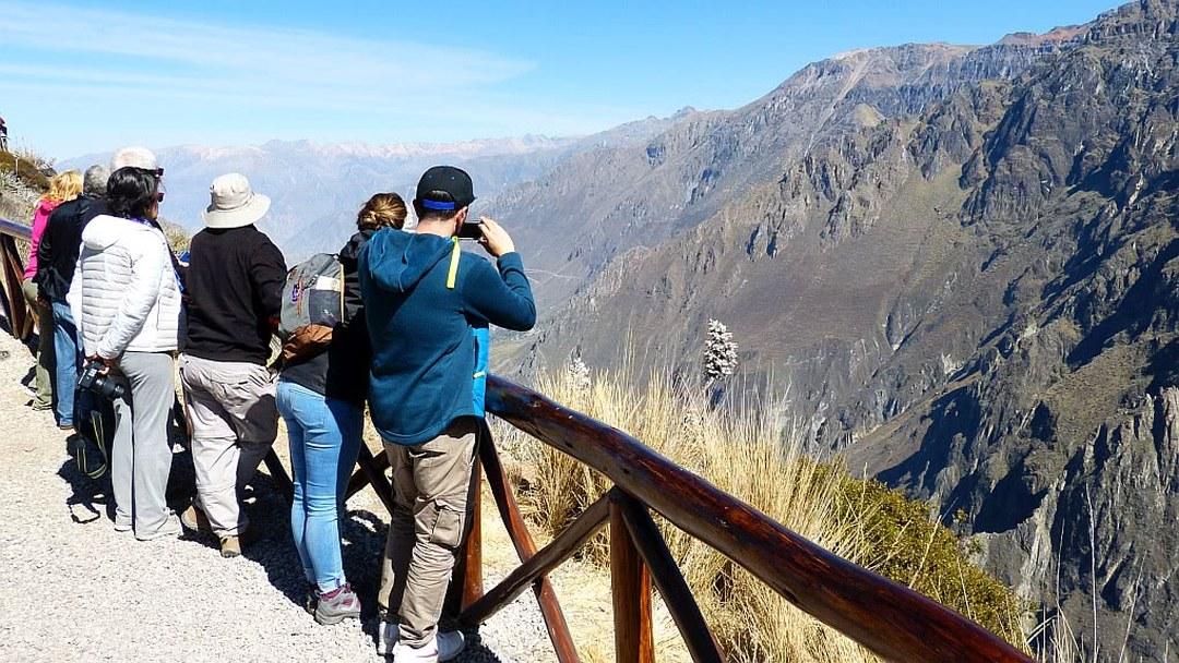 Tag 5 Chivay-Puno: Ausflug in die Colca-Schlucht