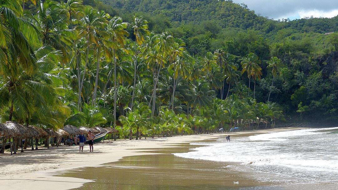 Tag 14 Playa de Uva: Ausflug Playa Medina und Schokoladenfabrik Paria