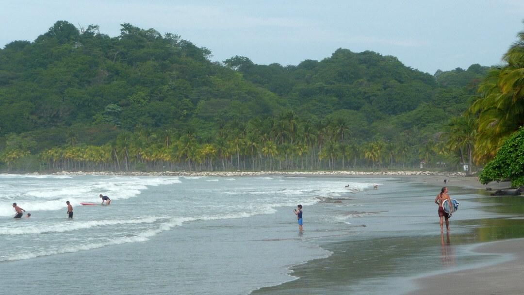 Tag 15 Playa Sámara: Freier Tag am Pazifik