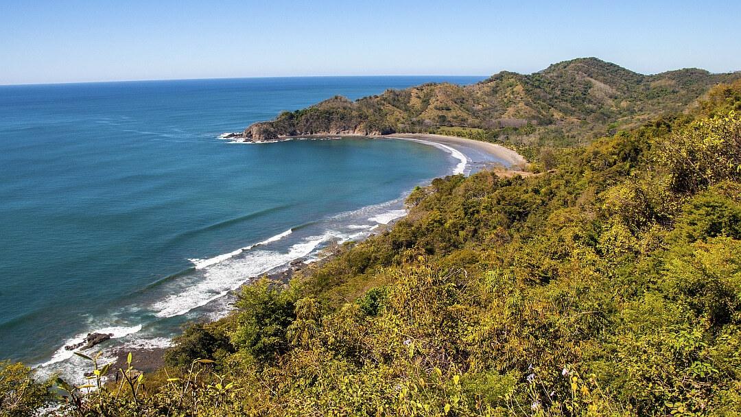 Tag 16 Playa Sámara: Freier Tag am Pazifik
