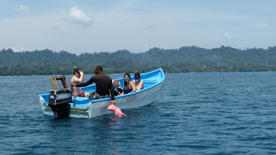 Tag 3 Playa Cocles: Freier Tag in der Karibik