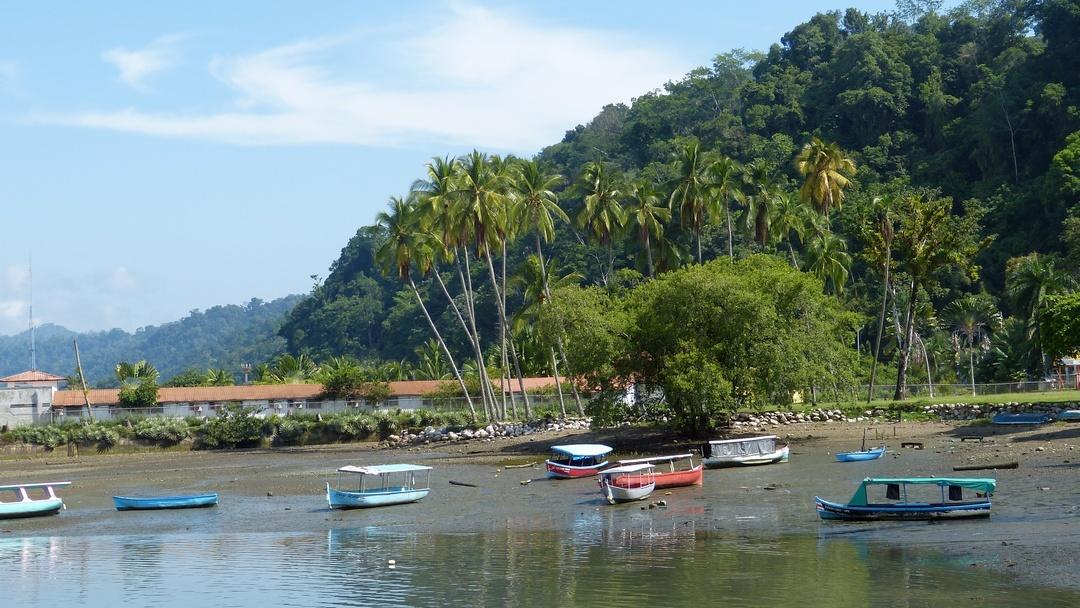 Tag 11 Golfito: Bootsfahrt und botanischer Garten