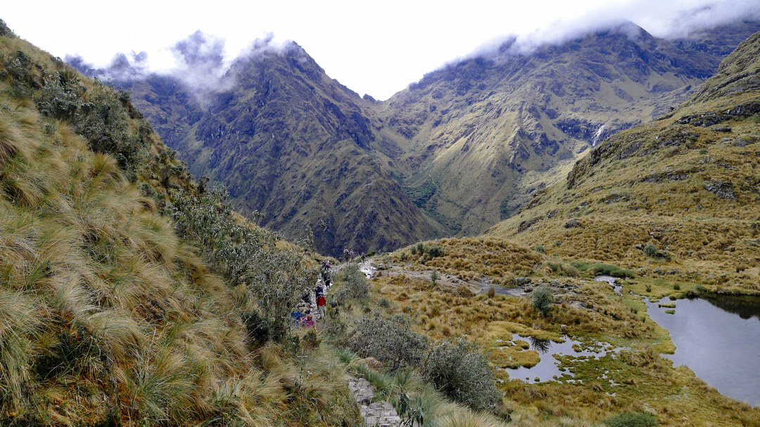 Inca Trail Tag 2: Von Wayllabamba nach Pacaymayo