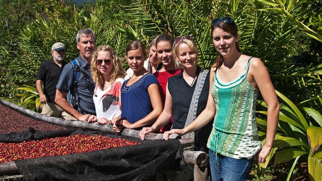 Tag 2 Boquete: Geführte Wanderung und Kaffee-Tour