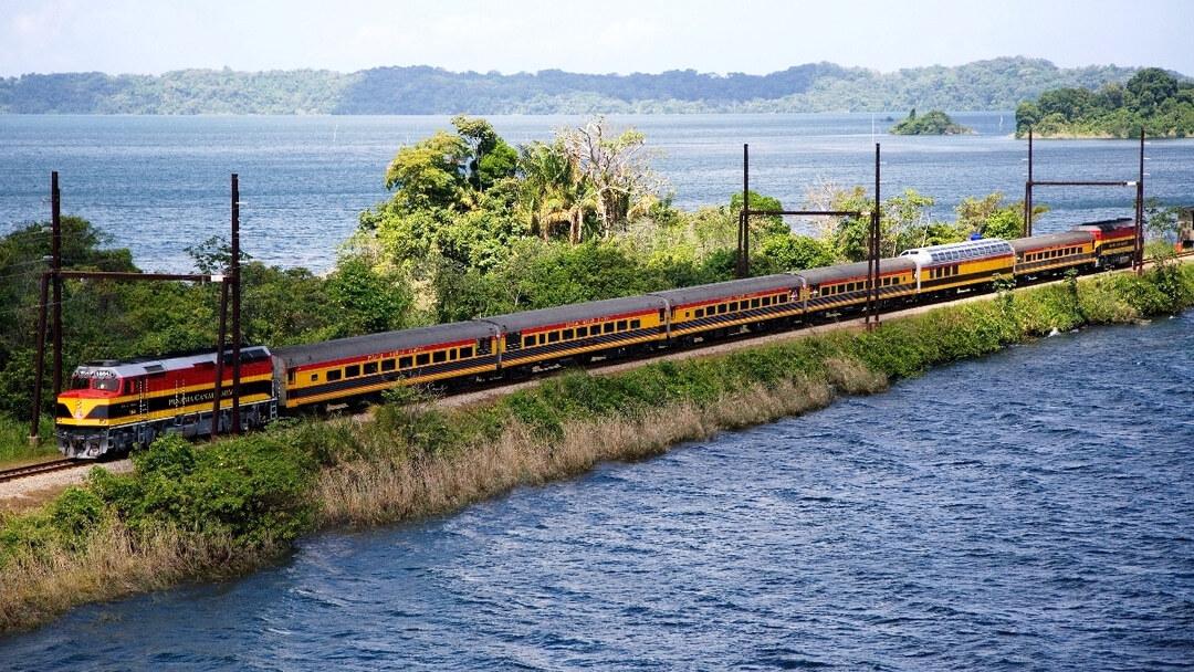 Tag 3 Panama Stadt: Zugfahrt und Festung San Lorenzo
