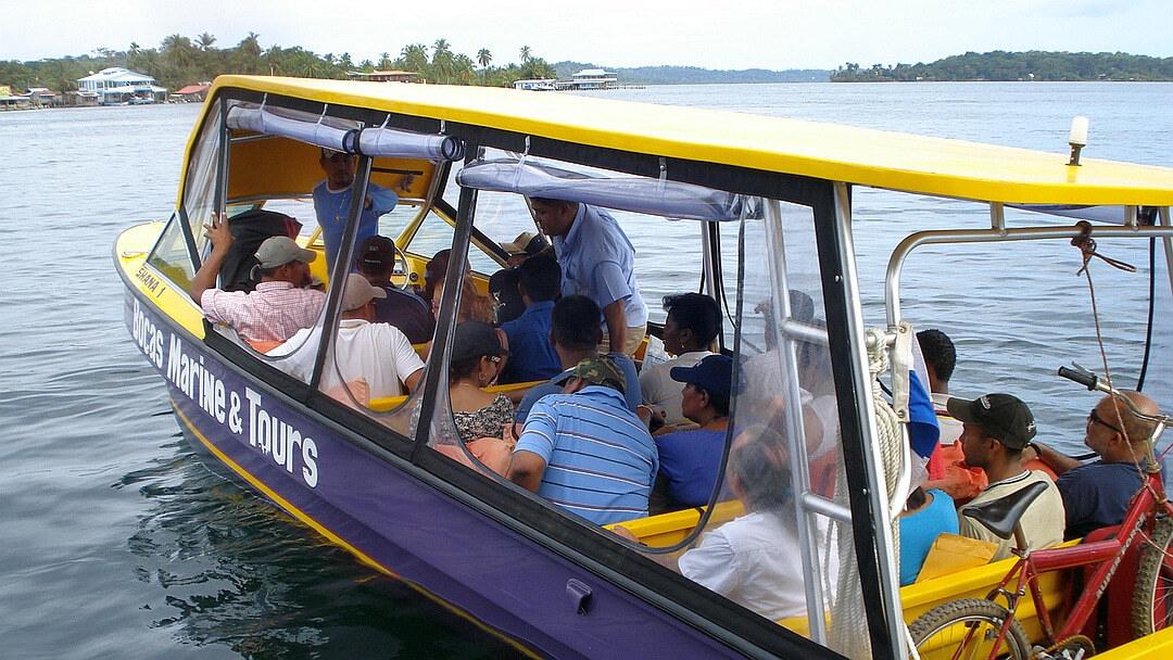 Tag 7 Boquete – Bocas del Toro