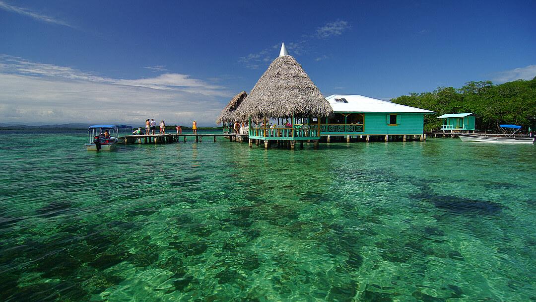 Tag 8 Bocas del Toro: Cayo Coral und Red Frog Beach