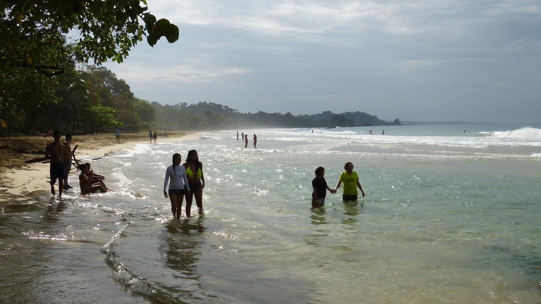 Tag 9 Bocas del Toro: Freier Tag in der Karibik