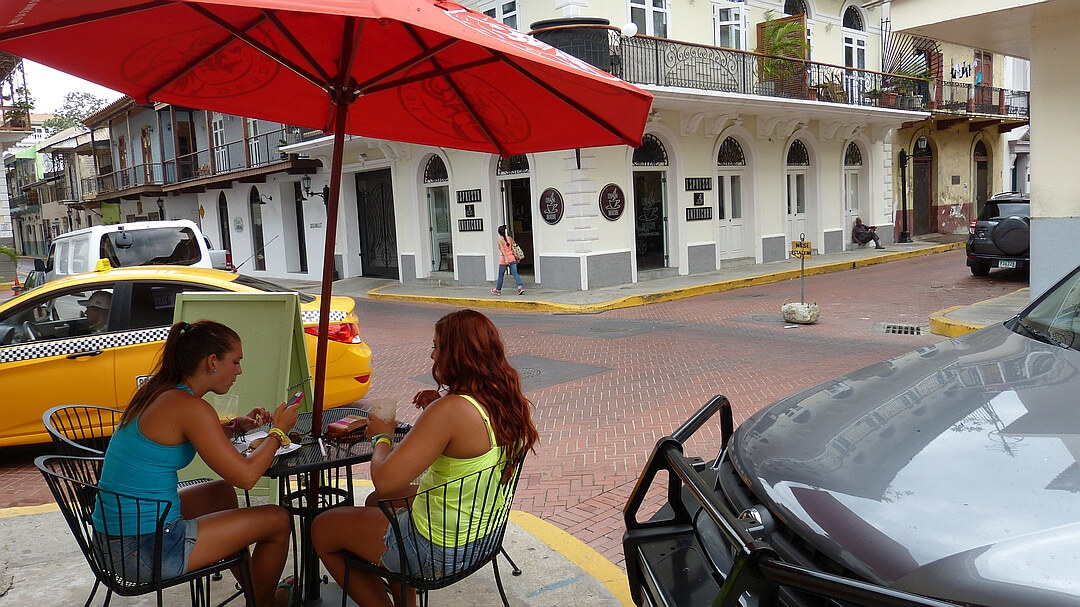 Tag 10 Bocas del Toro - Panama Stadt