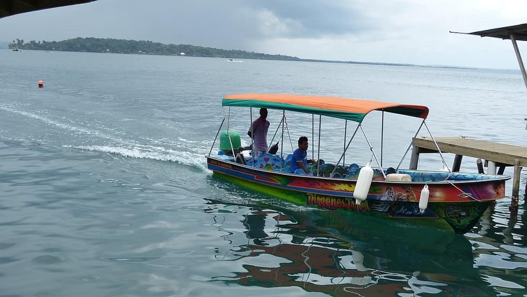 Tag 11 Cahuita - Bocas del Toro