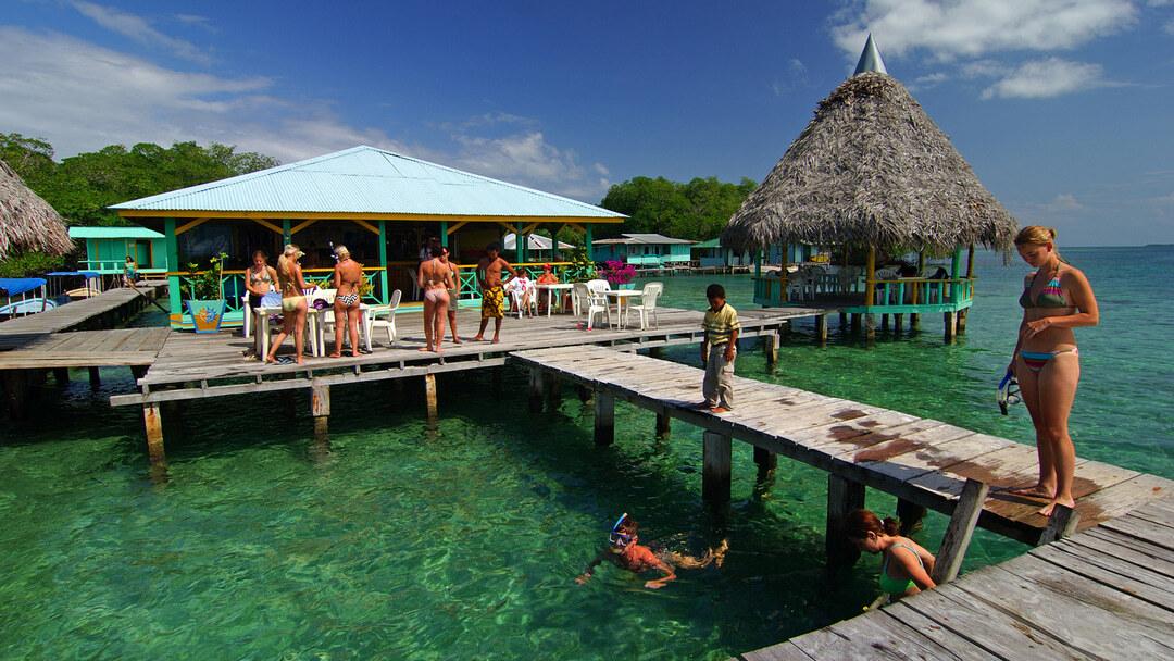 Tag 12 Bocas del Toro: Cayo Coral und Red Frog Beach