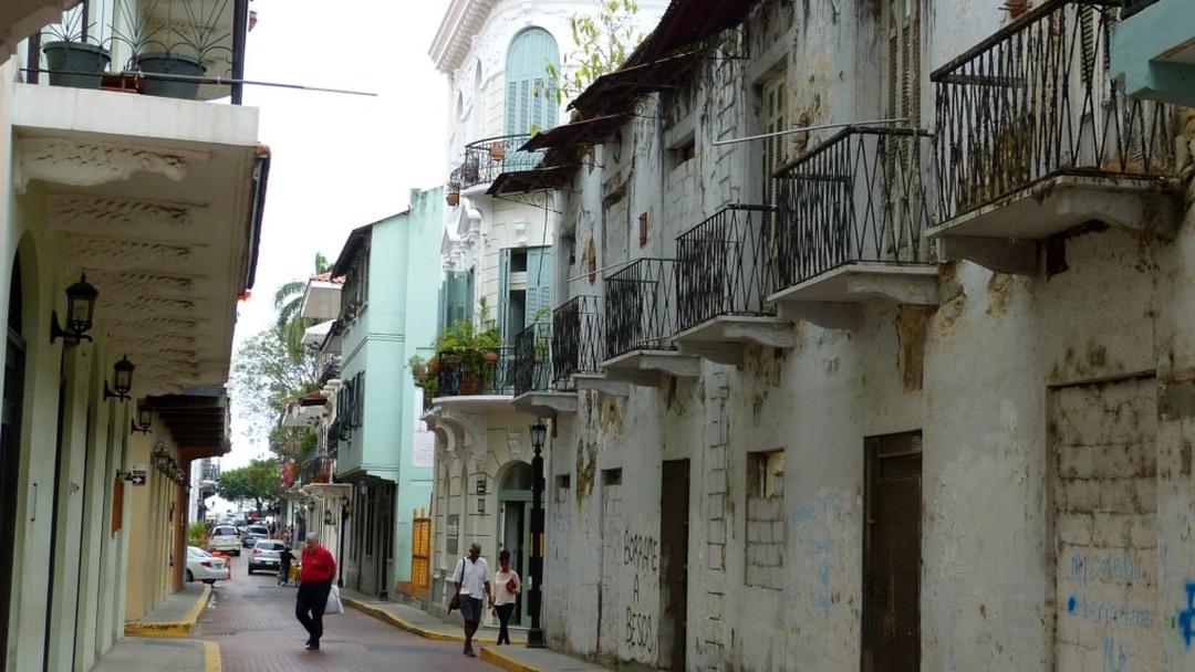 Tag 13 Bocas del Toro - Panama Stadt: Stadtbesichtigung und Miraflores