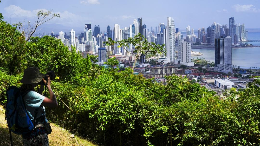 Tag 15 Panama Stadt: Abreise