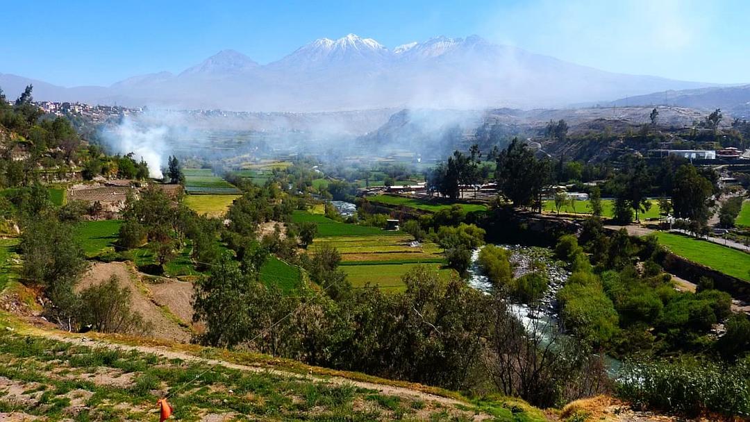 Tag 3 Arequipa-Chivay