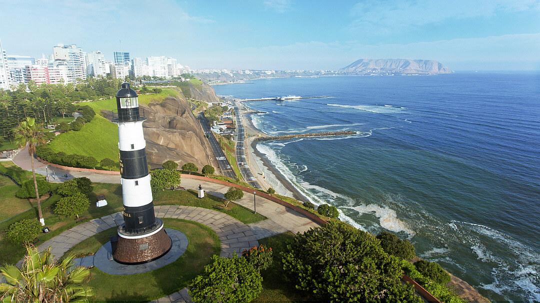 Tag 2 Lima: Anreise