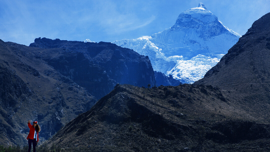 Tag 7 Humachucco-Huaraz: Ausflug Laguna Keushu und Santo de Yungay
