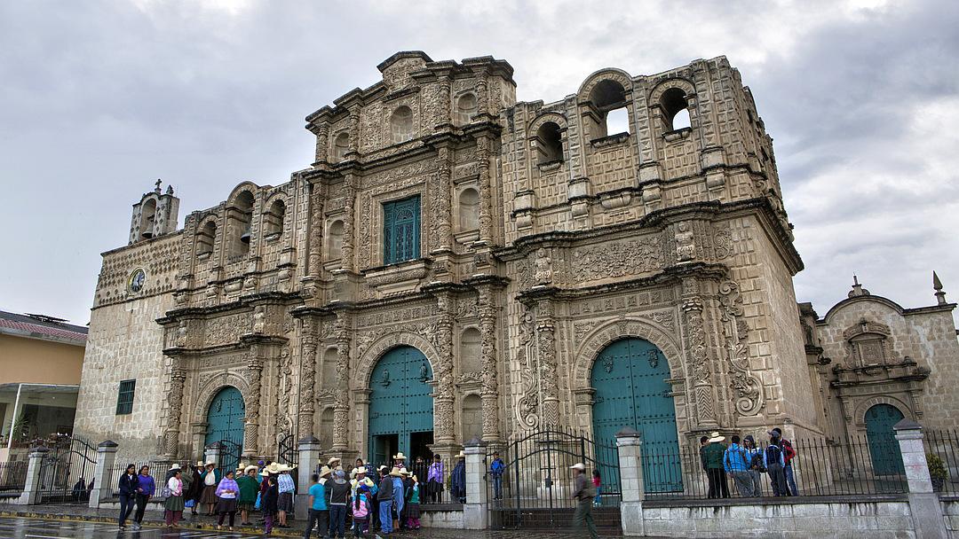 Tag 11 Cajamarca: Stadtbesichtigung und Ausflug Otuzco, Baños del Inka