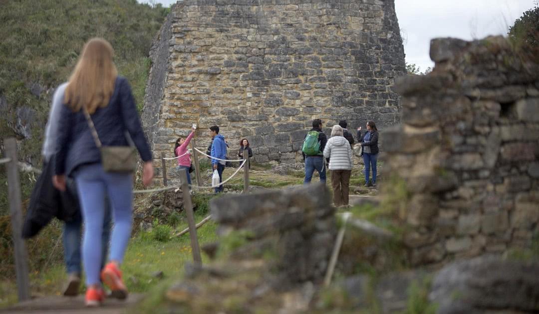 Tag 13 Leymebamba-Chachapoyas: Ausflug zur Festung Kuelap