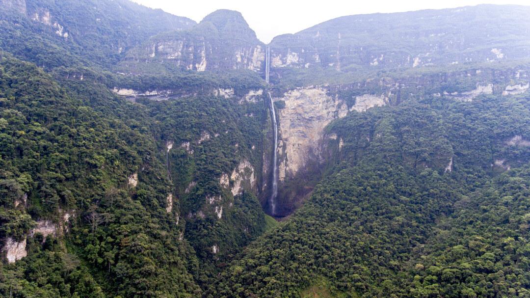 Tag 15 Chachapoyas-Cocachimba: Tagestour zu den Gocta-Wasserfällen