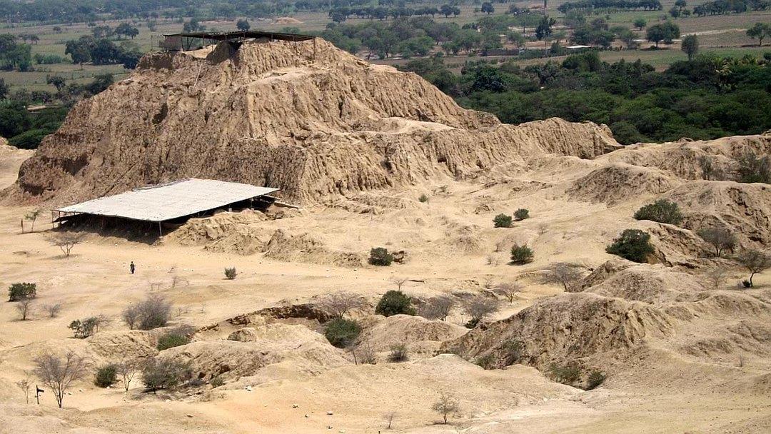 Tag 17 Chiclayo-Lima: Tagestour Túcume Pyramiden und Museen