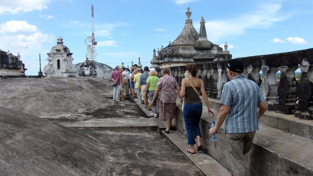 Tag 1 Managua - Léon: Ruinen und Stadtrundfahrt Léon