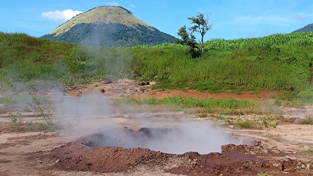 Tag 3 Léon: Heiße Quellen von San Jacinto