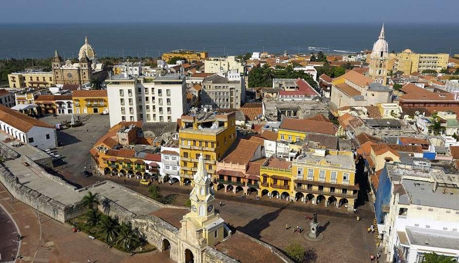 Cartagena de Indias & Islas del Rosario