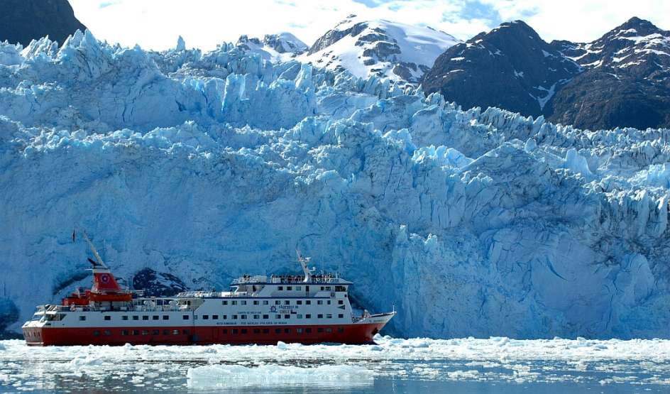 MS Skorpios III Chile Reise: Ruta Kaweskar