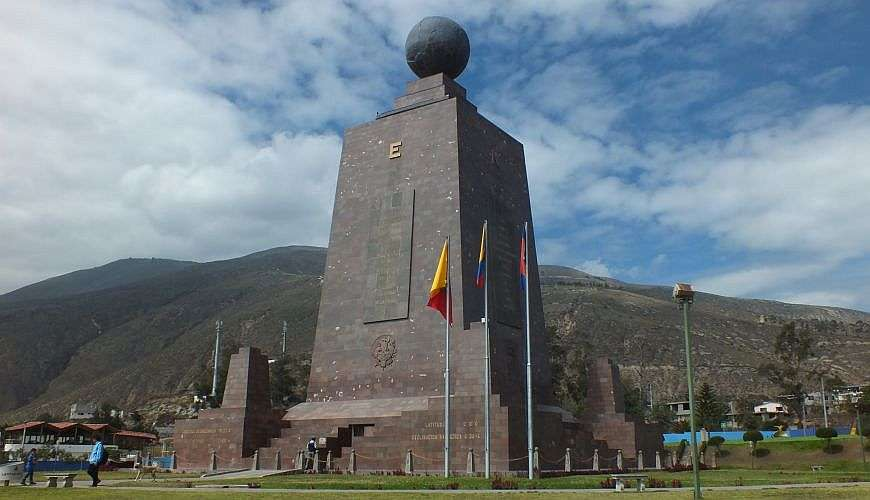 Ecuador Kurzreise