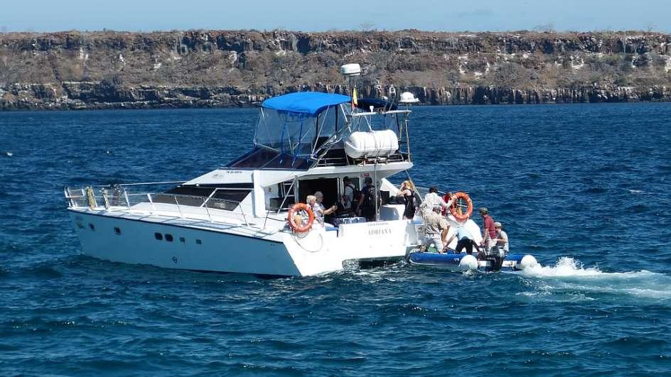 Galápagos Inselhopping