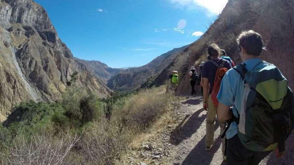 Colca Canyon Trekking