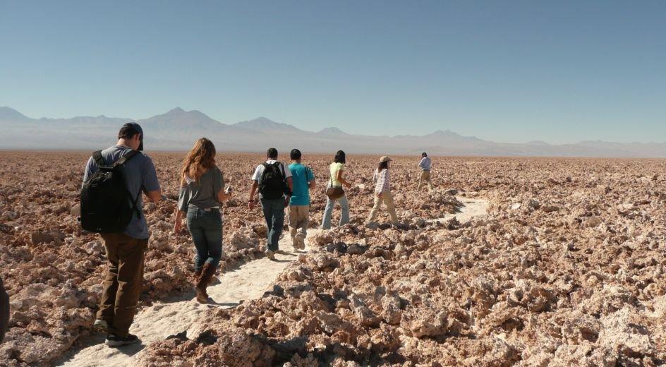 Gruppenreise Chile in Deutsch