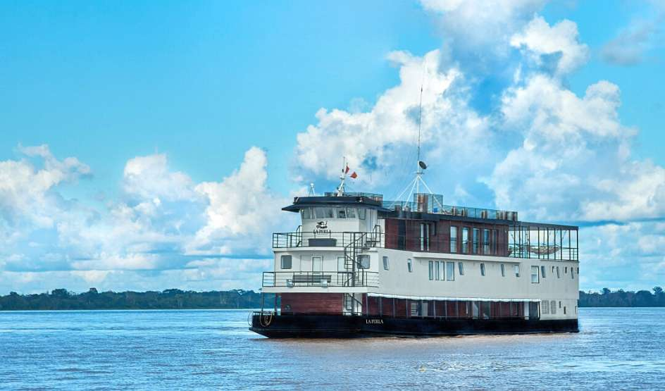 Flusskreuzfahrt / Amazonas