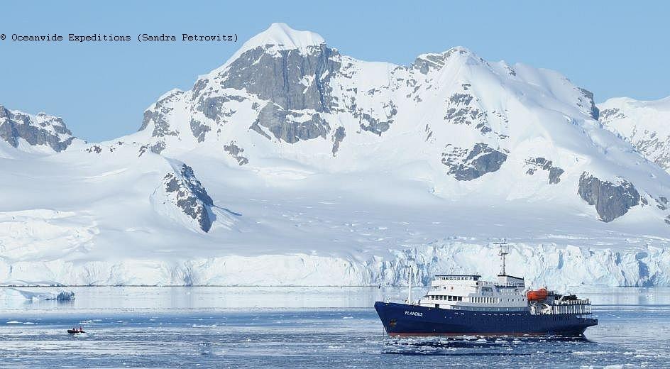 MS Plancius Antarktis Reise: Weddellmeer