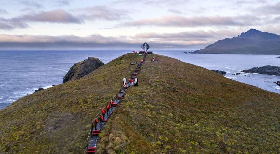 Schifffahrt Ushuaia-Punta Arenas