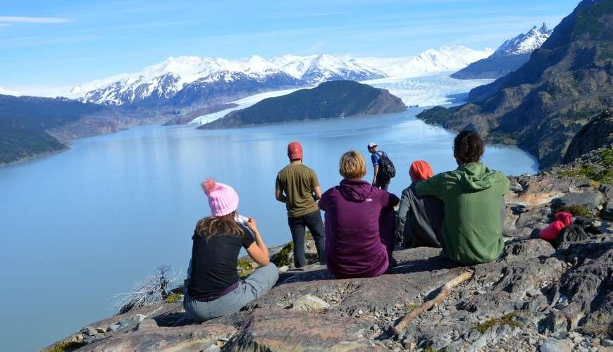 Trekking und Zelten im Torres del Paine