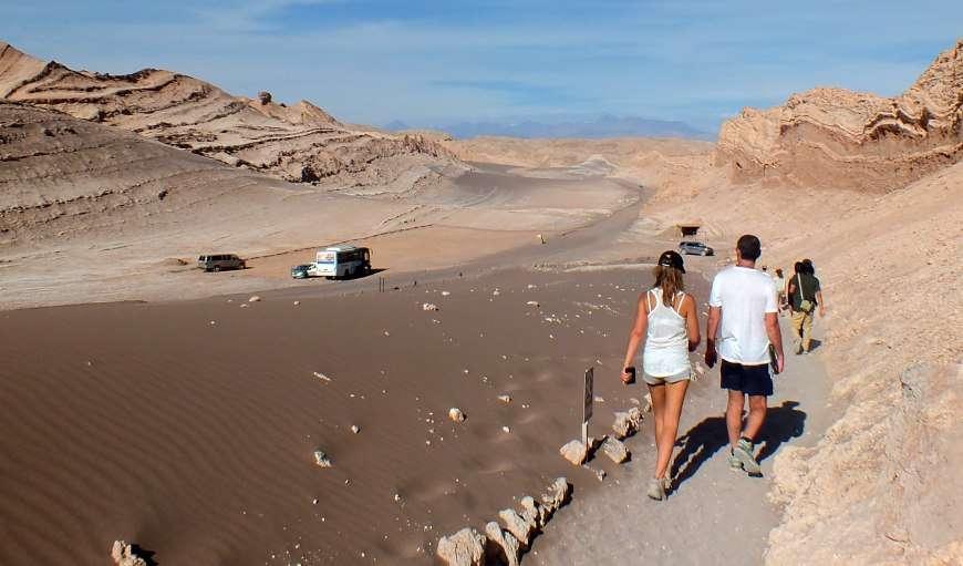 Südamerika Reise für 2 Personen