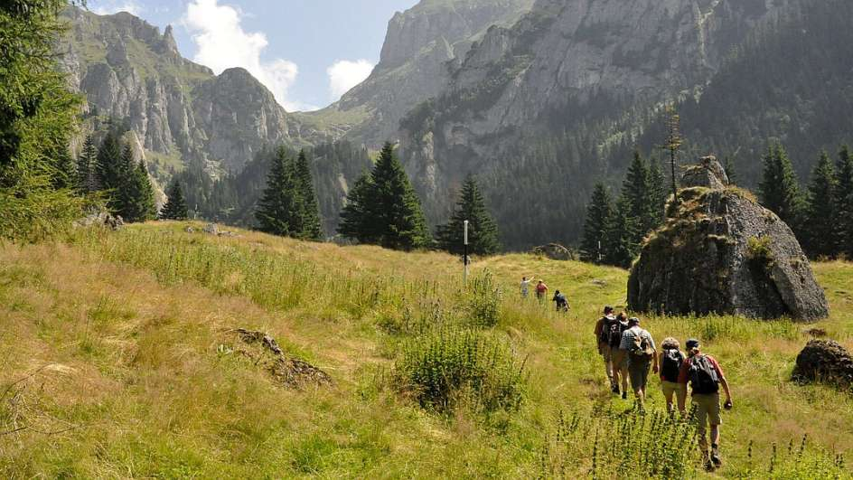 Wanderreise Südkarpaten