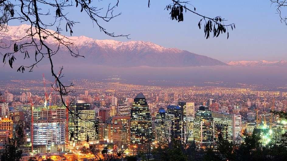 Santiago, Valparaíso, Viña del Mar
