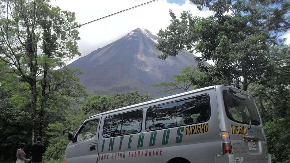 Costa Rica Minibus-Rundreise