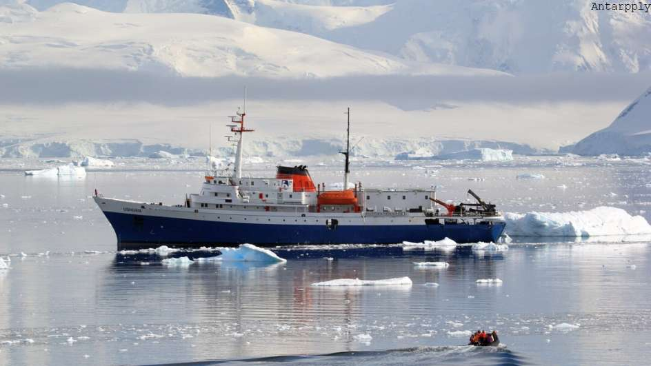 MS Ushuaia Antarktis Reise: Weddellmeer